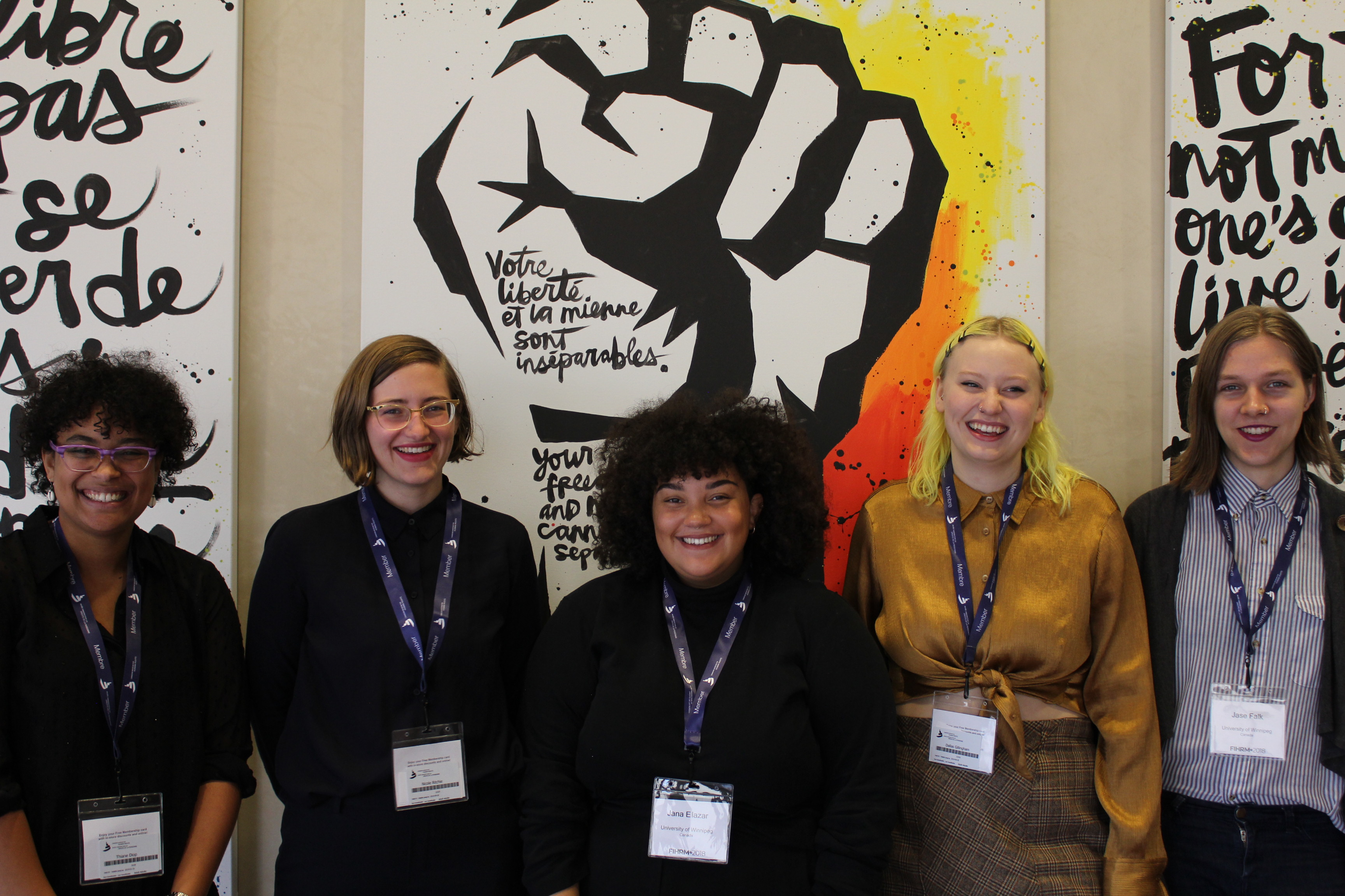 MQ Students Present at International Human Rights Museums Conference