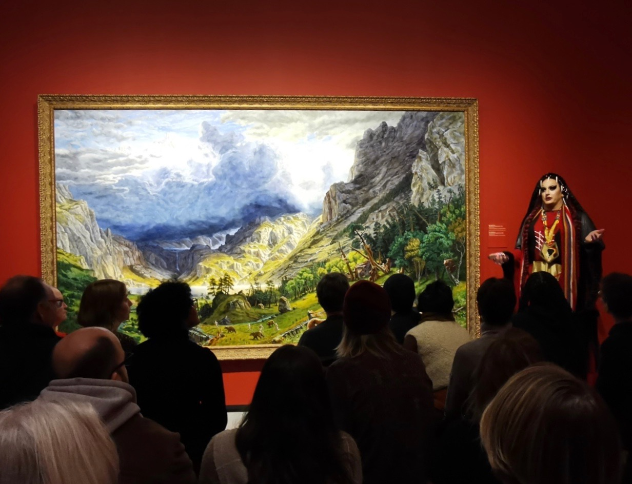 SnapThoughts on Kent Monkman's Shame & Prejudice